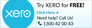 Try XERO for FREE!